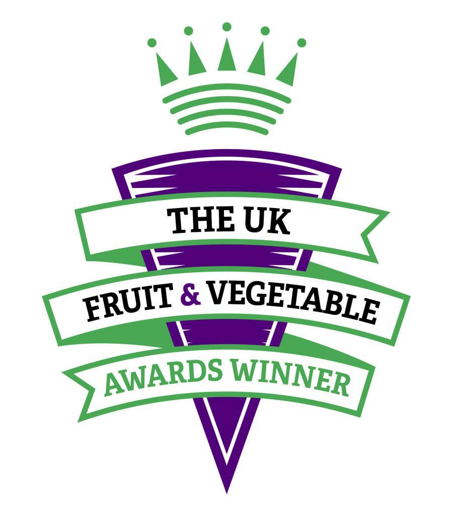 UK fruit & vegetable award winner